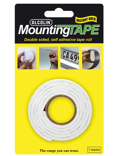 alcolin mounting tape roll