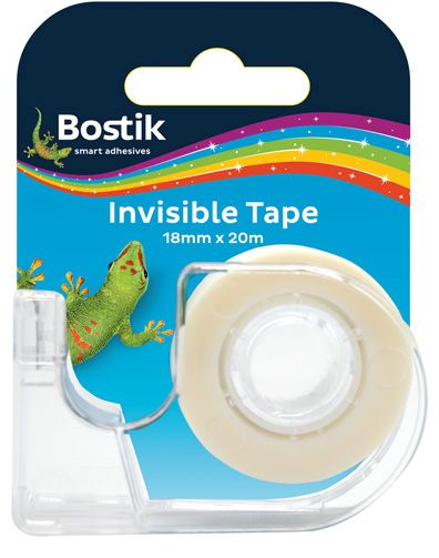 bostik invisible tape