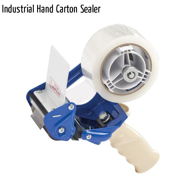 industrial hand carton sealer