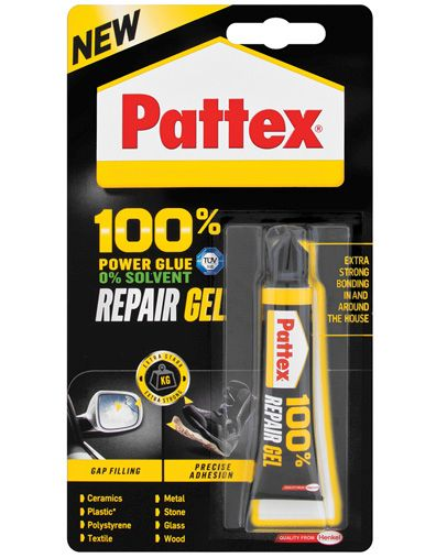 pattex gel power glue