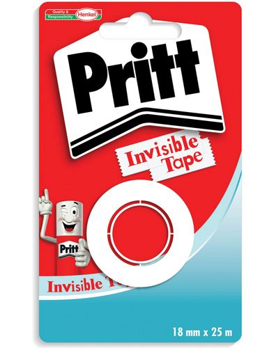 pritt invisible tape