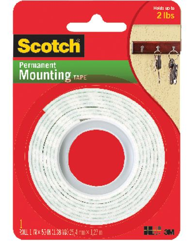scotch® mounting tape 114