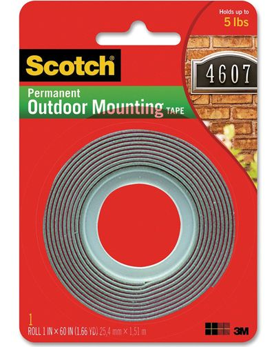 scotch mounting tape 4011