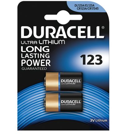 duracell ultra lithium