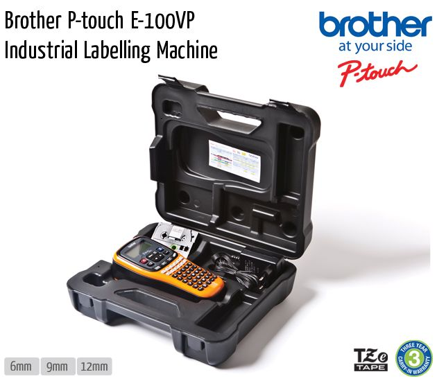 brother p touch e 100vp