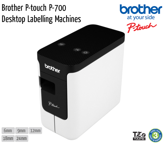 brother p touch p 700