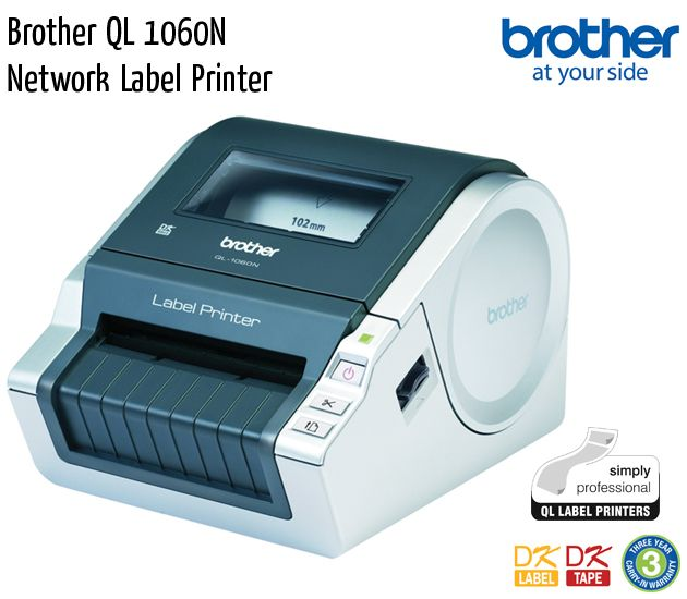 brother ql 1060n