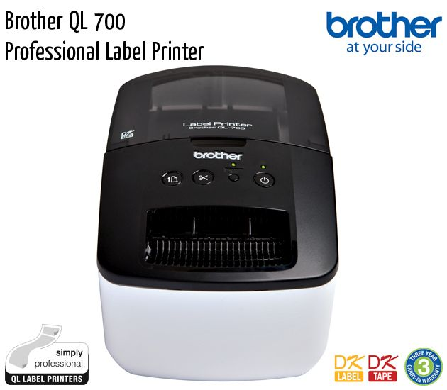 brother ql 700