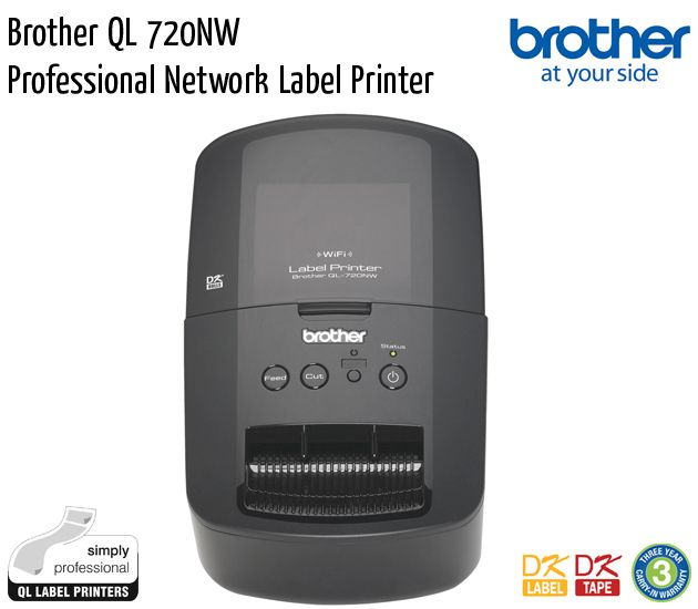 brother ql 720nw