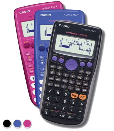 casio fx 82za plus