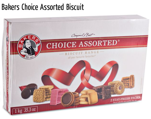 bakers choice assorted biscuit