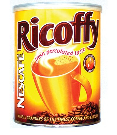 nescafe ricoffy coffee