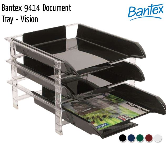 bantex 9414 document tray
