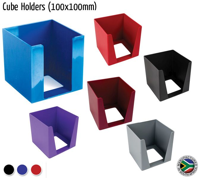 cube holders 100x100mm