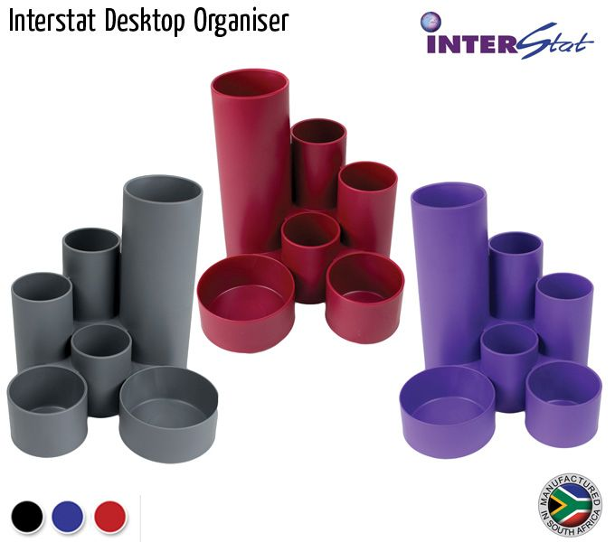 interstat desktop organiser