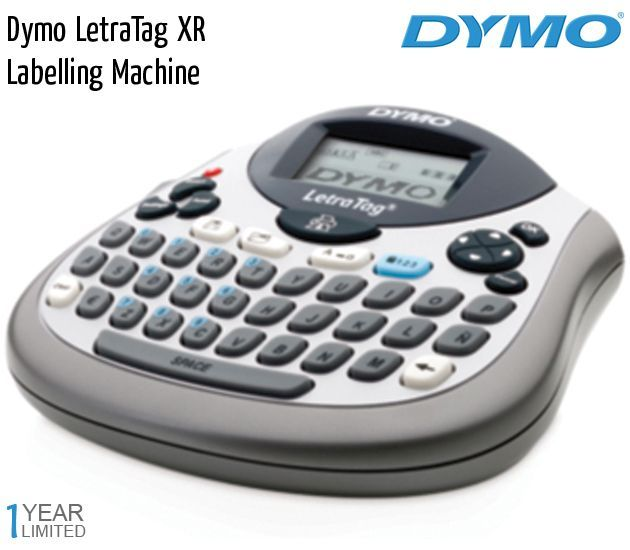 dymo label maker 210d manual