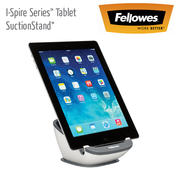 tablet suctionstand