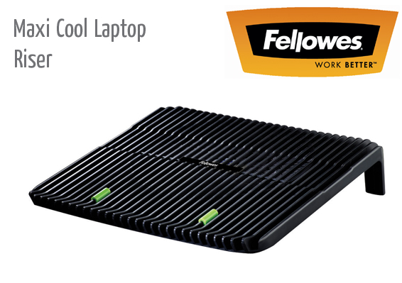 maxi cool laptop riser