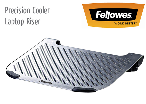 precision cooler laptop riser