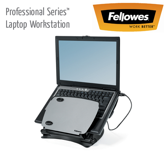 professional laptop workstation