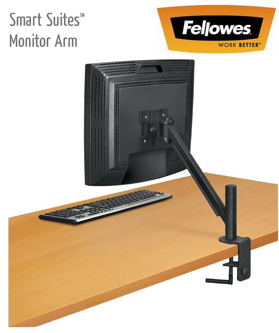 smart suites monitor arm