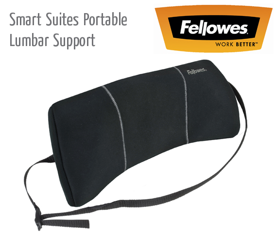 fellowes posture foot back support