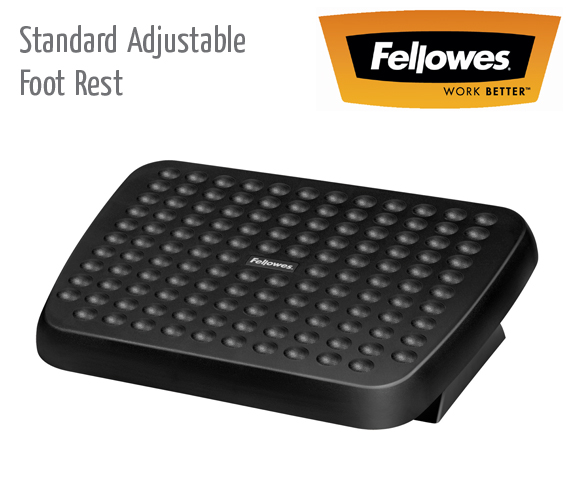 Standard Adjustable Foot Rest