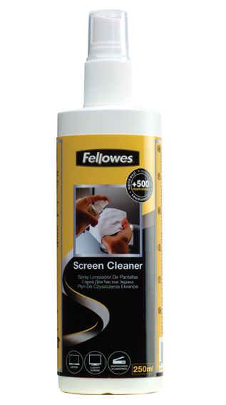 250ml screen cleaning spray