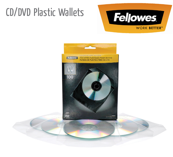 cd dvd plastic wallets