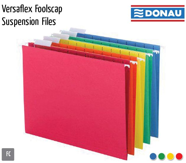 donau versaflex foolscap suspension