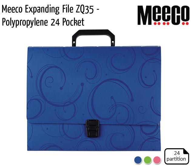 meeco expanding file zq35