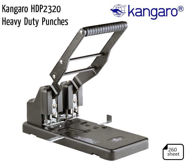 kangaro hdp2320 heavy duty punches
