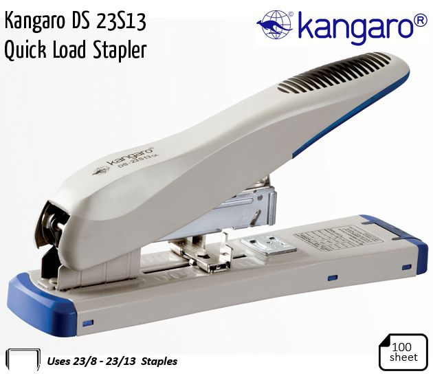 kangaro ds 23s13 quick load stapler