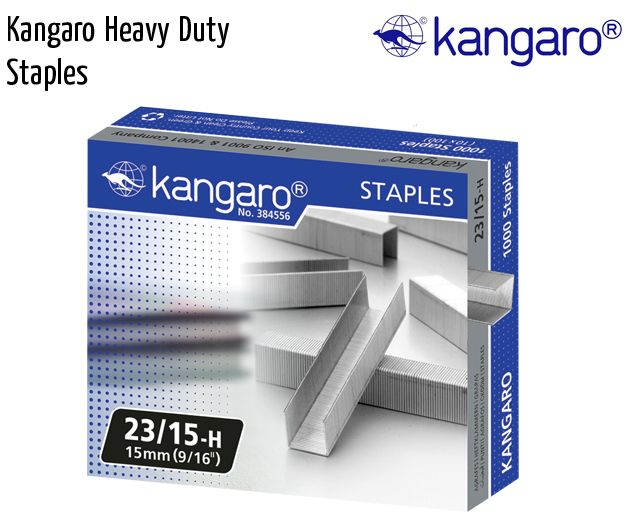 kangaro heavy duty staples