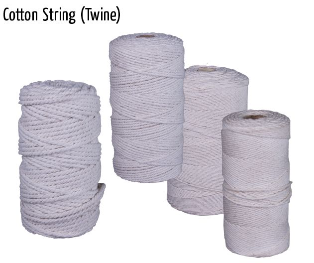 cotton string twine