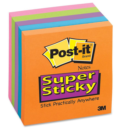 654 5ssan post it notes super sticky