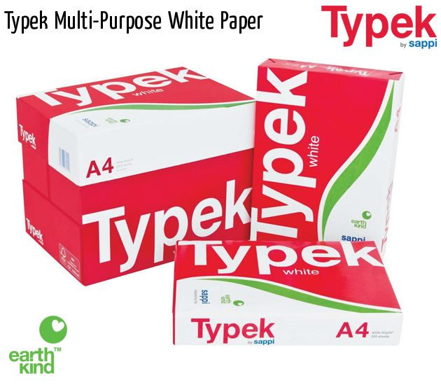 typek multi purpose white paper