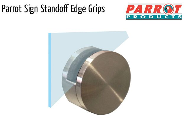 parrot mf sign standoff edge grips