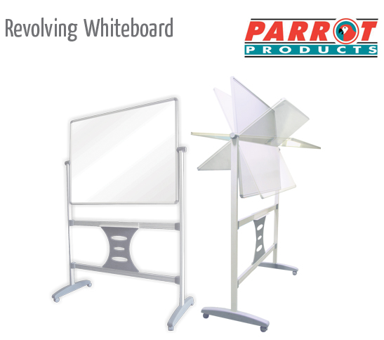 revolving whiteboard