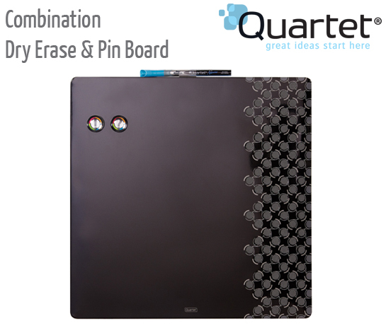 combination dry erase pin