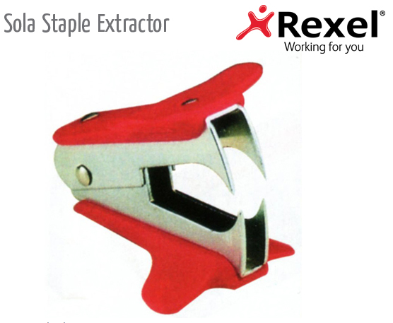 sola staple extractor