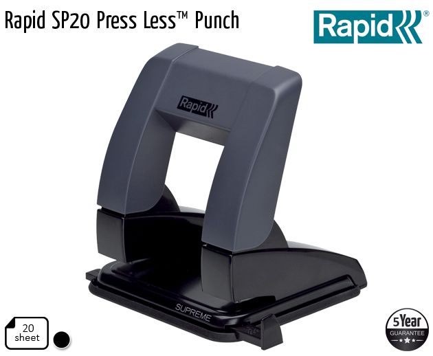 rapid sp20 press less punch