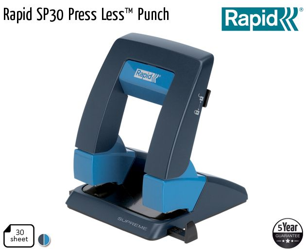 rapid sp30 press less punch