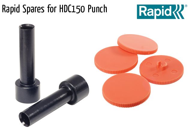rapid spares for hdc150 punch