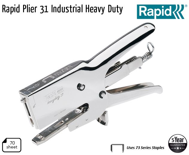 rapid plier 31 industrial heavy duty