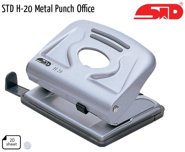 std h 20 metal punch office