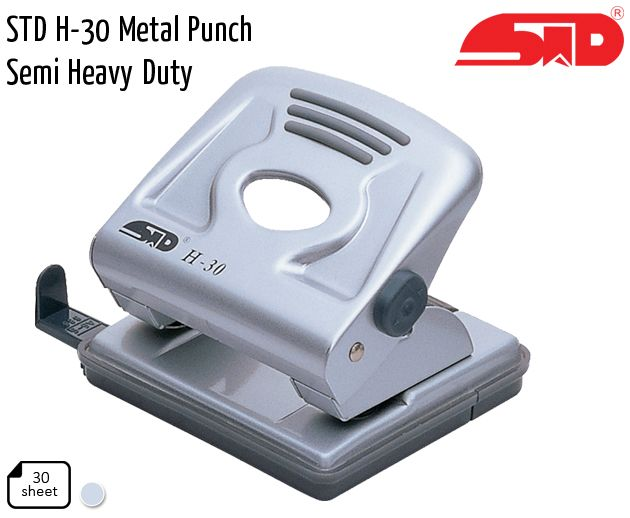 std h 30 metal punch semi heavy duty