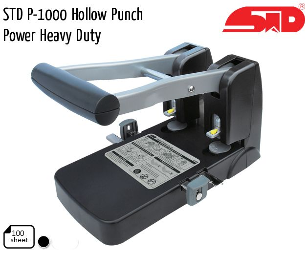 std p 1000 hollow punch