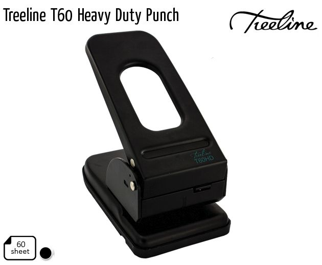 treeline t60 heavy duty punch