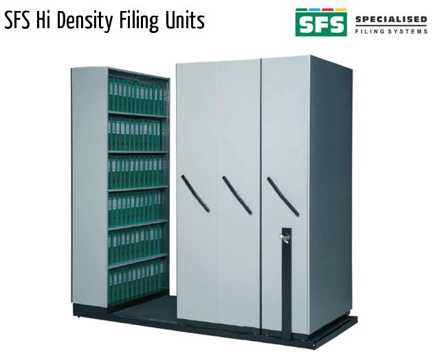 sfs hi density filing units